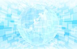 世界に広がるAmazonのイメージ